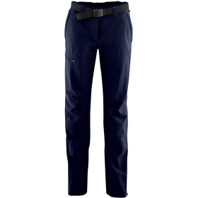 Maier Sports Helga Slim Stretchbroek Dames, night sky